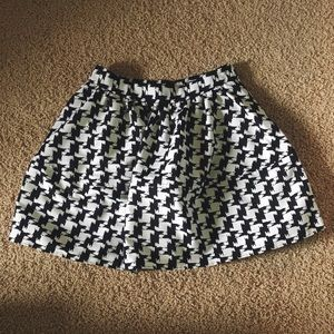 EXPRESS- Patterned Skirt